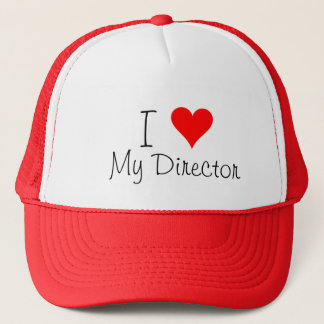 I Heart My Director Hat