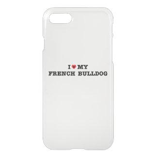 I Heart My French Bulldog iPhone 8/7 Case