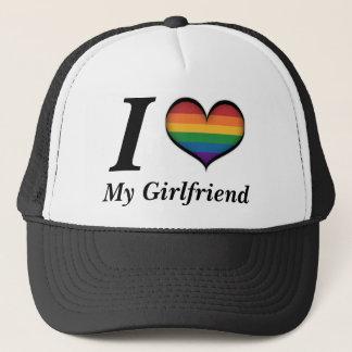 I Heart My Girlfriend Trucker Hat