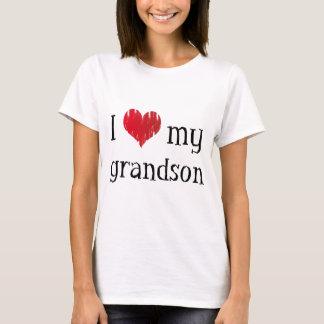 I heart my grandson T-Shirt