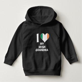 I Heart My Irish Grandma Hoodie
