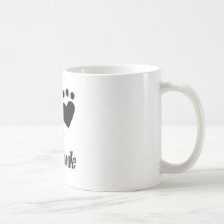 I Heart My Labradoodle Mug