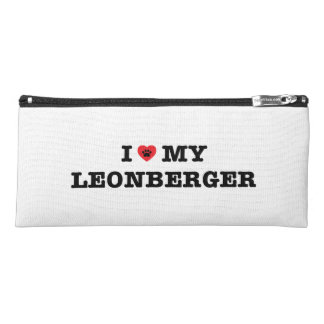 I Heart My Leonberger Pencil Case