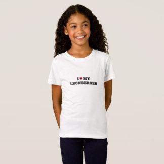 I Heart My Leonberger T-Shirt