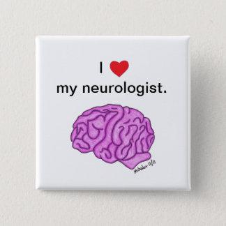 """""""I [heart] my neurologist"""" button"""