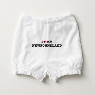 I Heart My Newfoundland Diaper Cover