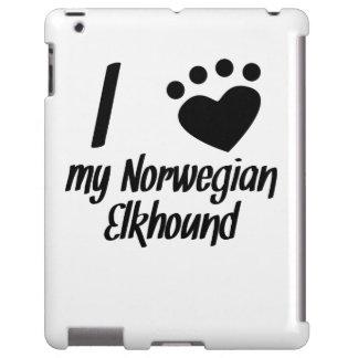 I Heart My Norwegian Elkhound
