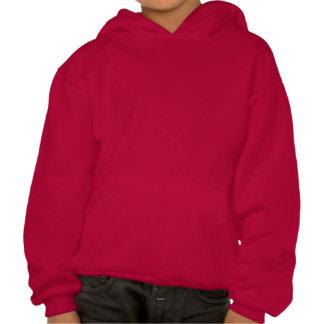 I Heart My Poodle Hooded Sweatshirts