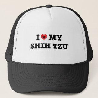 I Heart My Shih Tzu Trucker Hat