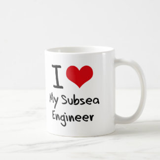 I heart My Subsea Engineer Coffee Mug