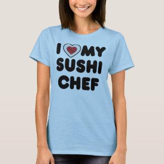 I Heart My Sushi Chef T-Shirt