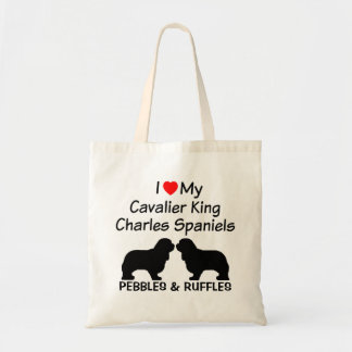 I Heart My Two Cavalier King Charles Spaniel Dogs