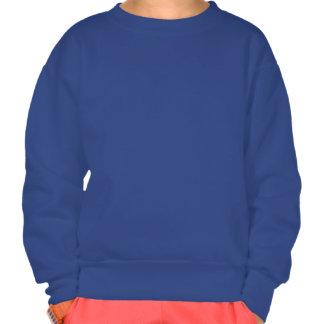 I Heart My Weimaraner Pull Over Sweatshirts