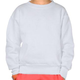 I Heart My Weimaraner Pullover Sweatshirts