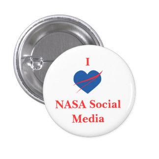 I Heart NASA Social Media button