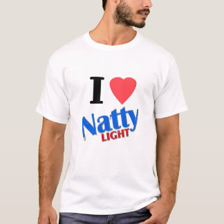 I Heart Natty Light T-Shirt