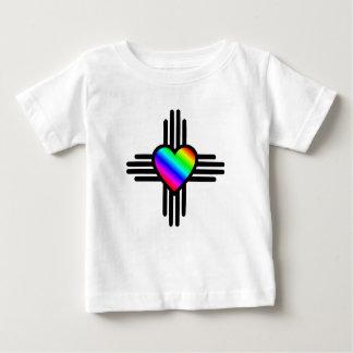 I heart New Mexico Baby T-Shirt