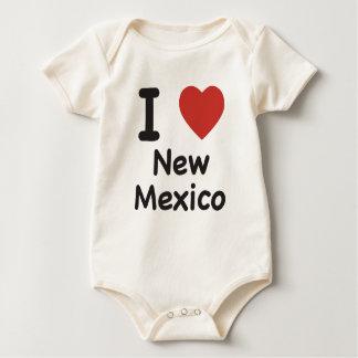 I Heart New Mexico - Baby T-shirt