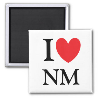 I Heart New Mexico Magnet