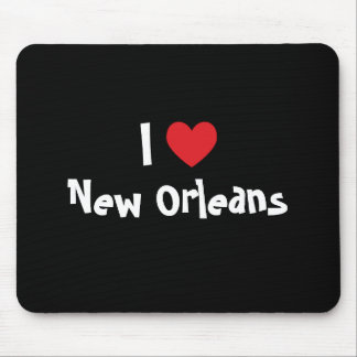 I Heart New Orleans Mouse Pad