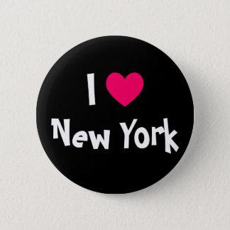 I Heart New York 2 Inch Round Button
