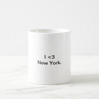 I Heart New York Design Coffee Mug