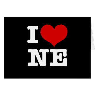 I Heart Northeast Minneapolis! Card
