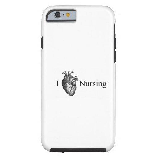 I Heart Nursing iPhone 6 Case