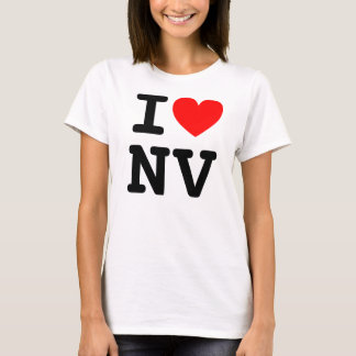 I Heart NV Shirt