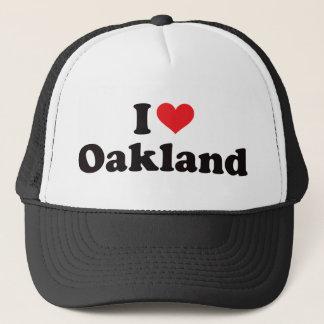 I Heart Oakland Trucker Hat