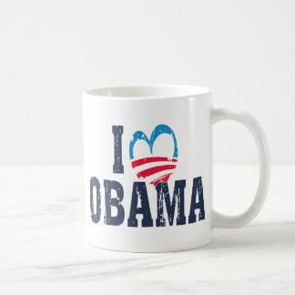I Heart Obama Coffee Mug