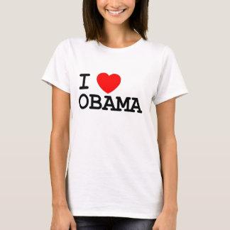 I Heart Obama Tee- Women T-Shirt