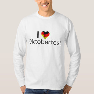 I Heart Oktoberfest T-Shirt