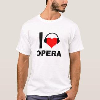 I Heart Opera Funny T-shirt