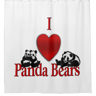 I Heart Panda Bears Fun