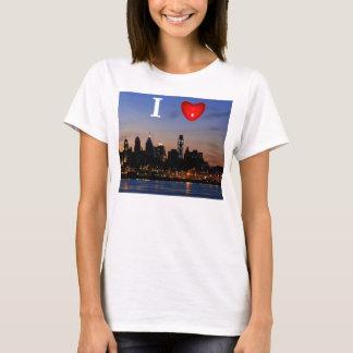 I Heart Philly Twilight Tee Shirt