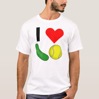 I Heart Pickle Ball T-Shirt
