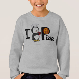 I Heart Pizza Sweatshirt
