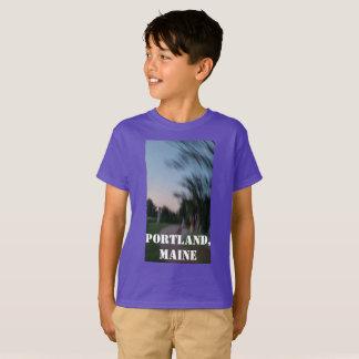 I HEART PORTLAND, MAINE T-Shirt