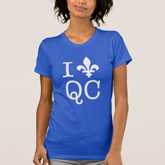 I Heart QC T-Shirt