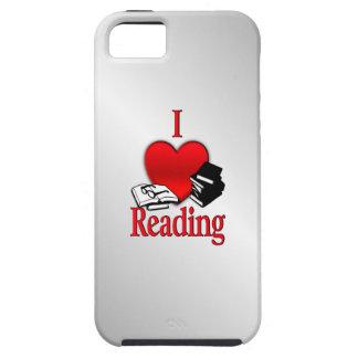 I Heart Reading iPhone 5 Case