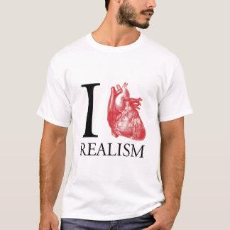 I Heart Realism T-Shirt