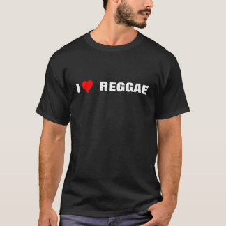 I [heart] REGGAE T-Shirt