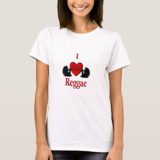 I Heart Reggae T-Shirt