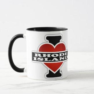 I Heart Rhode Island Mug