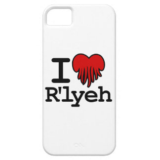 I Heart R'lyeh iPhone 5 Covers
