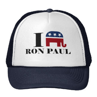 I heart Ron Paul Trucker Hat