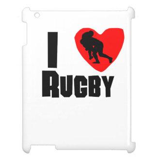 I Heart Rugby iPad Covers
