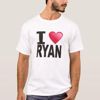 i heart ryan 2 T-Shirt