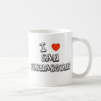 I Heart San Bernardino Coffee Mug